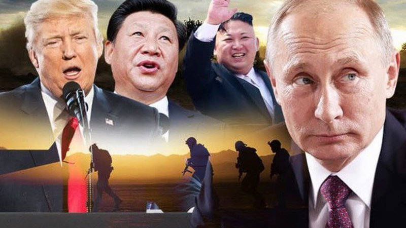 Confirmed The US Empire of Debt Will Go To War To Stop Petro Yuan Trade War Dollar Collapse WW3