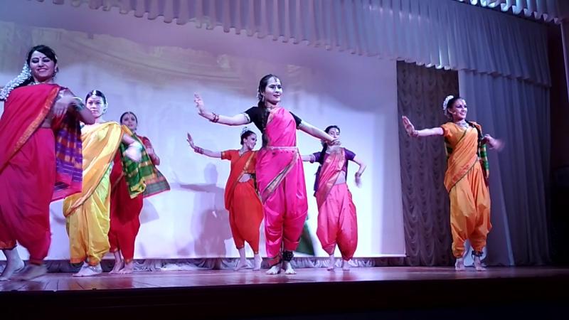 Концерт Назад в Индию4