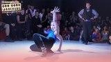 Danzel (INA) vs Yoon Ji (KR) Top4 AAWF 2018 Grand Finals Bali, Indonesia by Etoile Dance
