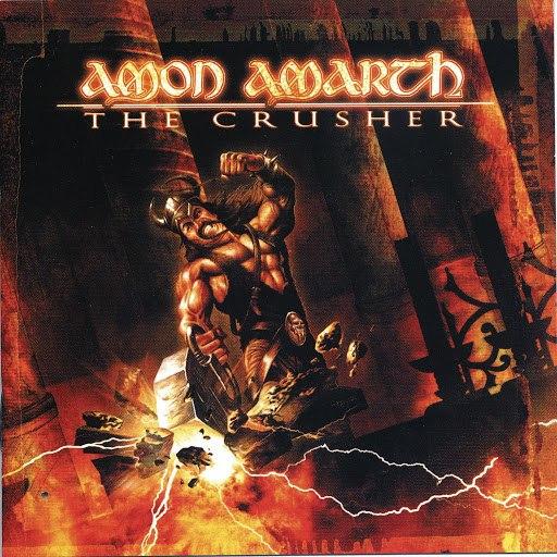 Amon Amarth альбом The Crusher