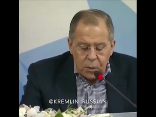 Сергей Лавров: Скрипалей отравили химикатом BZ «нероссийского происхождения»