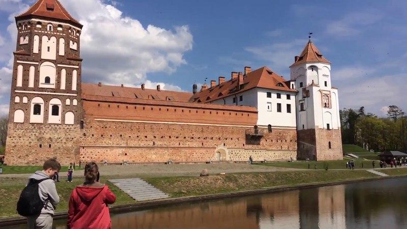 Путешествие в Республику Беларусь (Белоруссию) в мае 2016