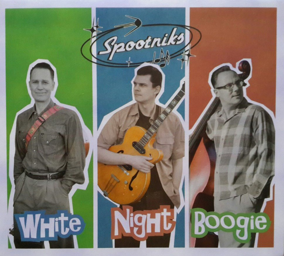 The Spootniks - White Night Boogie