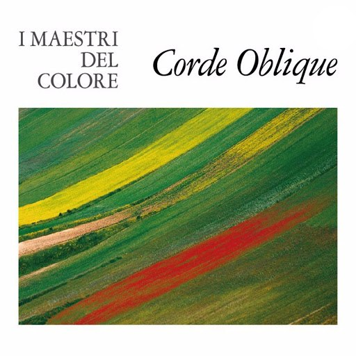 Corde Oblique альбом I maestri del colore (Jewel Case Standard Edition)