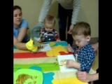 31.10.2017 Осенний праздник у Малышей. СЦ Вита.