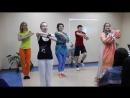 Презентация танцевальной фитнес программы ЗУМБА ч.2 на Дне Красоты в Медее 17 февраля 2018 г.