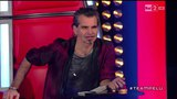 Ira Green - Paranoid - (Black Sabbath cover) live @ The Voice of Italy - RAI2 (Knock out)