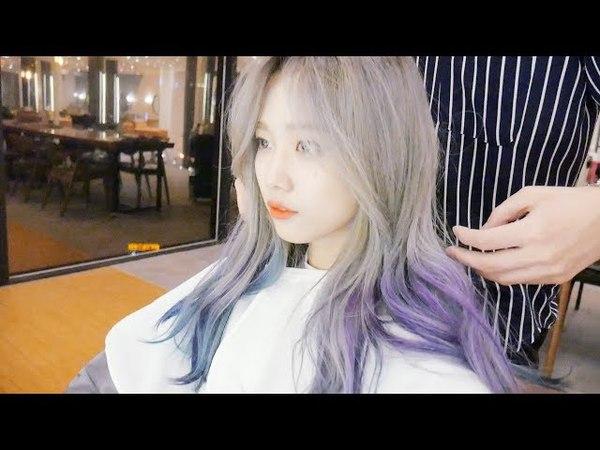 머리에 우주를 품은 혜서니 ..♥ [feat. 기우쌤] ♥혜서니♥