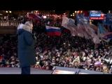 Обречены на успех Первое выступление Путина после выборов-2018