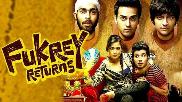 Fukrey Returns Torrent