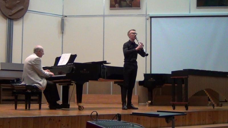 Ignaz Joseph Pleyel - Clarinet Concerto No.2