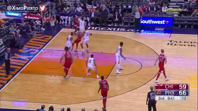 Чикаго – Финикс. Обзор матча (Баскетбол. НБА) 20 ноября