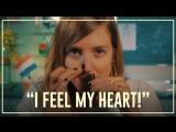 Нелли нюхает попперсы | Drugslab