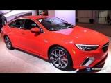 2018 Buick Regal GS - Exterior and Interior Walkaround - 2018 New York Auto Show