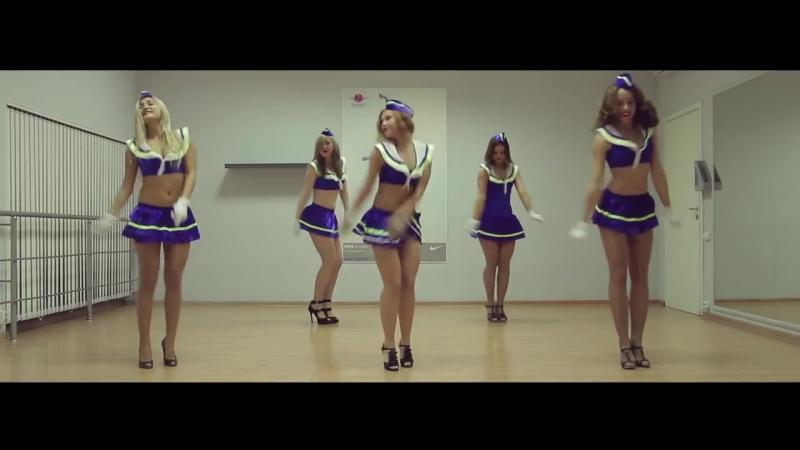 Танец Стюардессы. Хореограф Анастасия Моренко