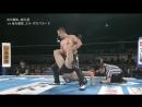 Yoshinobu Kanemaru El Desperado vs Ryusuke Taguchi Ren Narita NJPW New Japan Cup 2018 Day 2