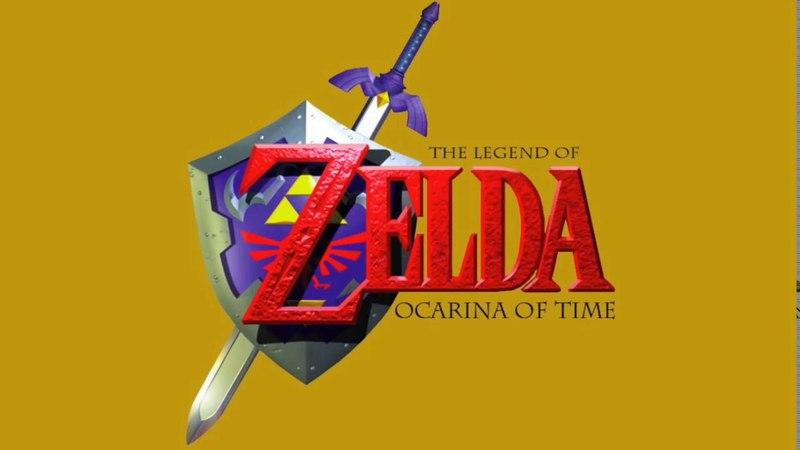 Gerudo Valley - The legend of Zelda: Ocarina of time OST