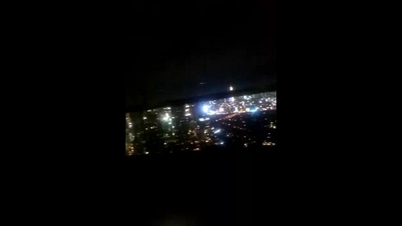 Вид из бара. Манила, Филиппины.