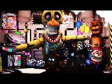 [SFM/FNAF] FNAF 6 Ultimate Custom Night Withered Chica And All Withered Animatronics Jumpscares ?