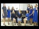 Ансамбль Аврора - номинация вокальный коллектив