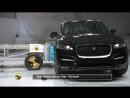 Euro NCAP Crash Test of Jaguar F-Pace