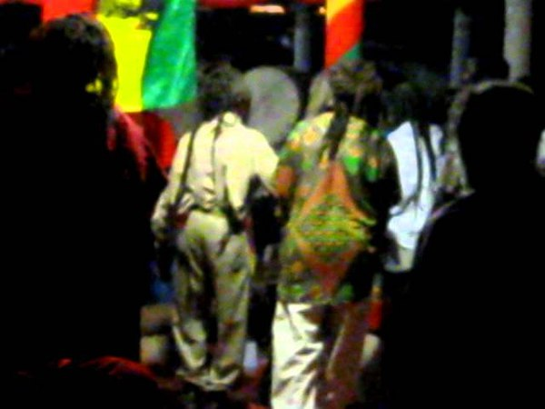 Rastafari - Nyabinghi - Scotts Pass, Clarendon Jamaica Pt2!