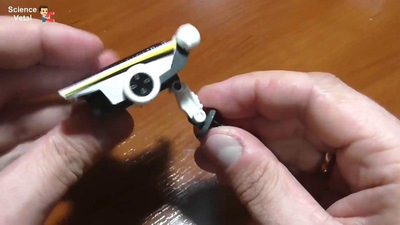 Робот Конструктор Solar 14 в 1