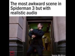 Spiderman 3 Realistic Audio