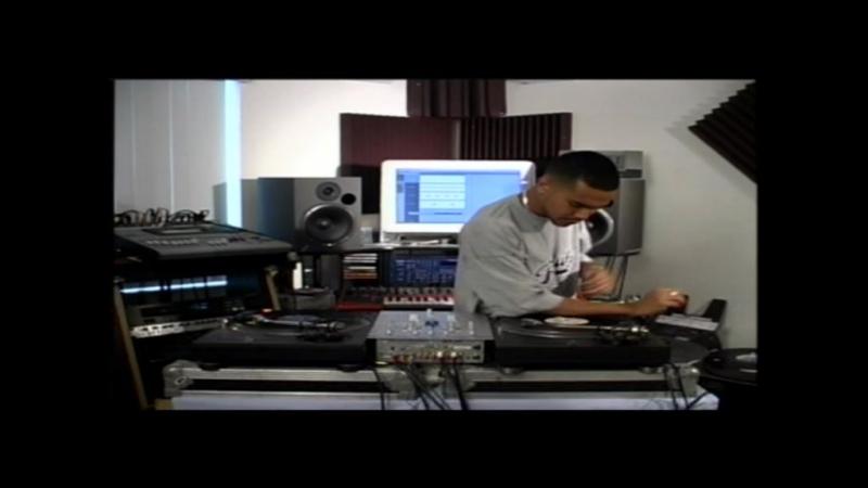 DJ Craze Showcase mix master scratch content emule