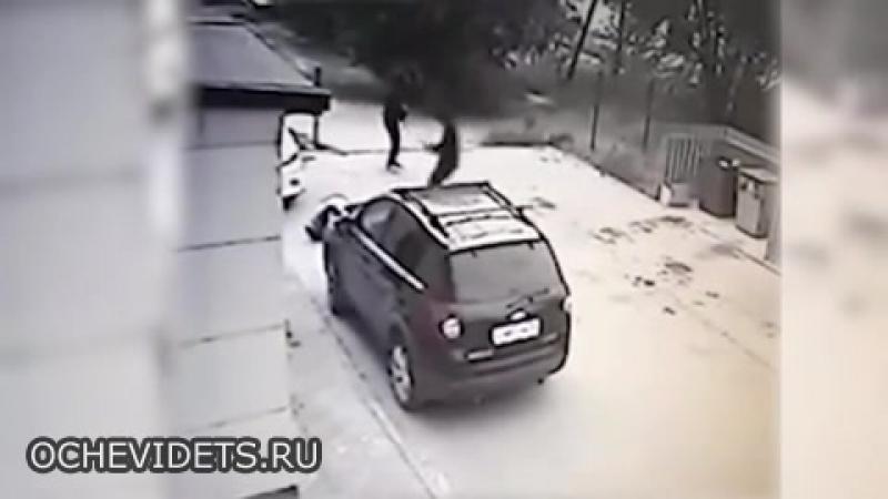 Ограбление в Волгограде