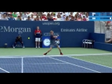 Andrey Rublev Grigor Dimitrov. Highlights US OPEN 2017