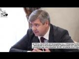 Станислав Кудряшов на встрече Секретаря ОП РФ Валерия Фадеева с Зухаиром бин Али Азхаром