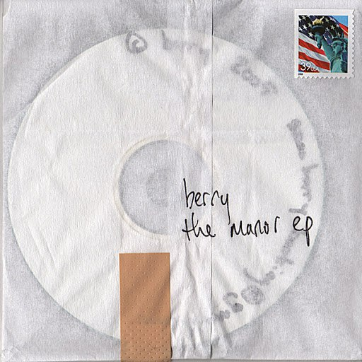 Berry альбом The Manor EP