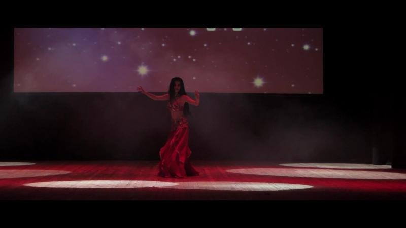 Ангелина Гавриленко. Отчетный концерт студии танца