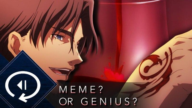 Fate/Zero's Infamous Spinning Scene Is Genius