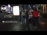 Тульские девчонки устроили массовый файт у ночного клуба на 8 марта