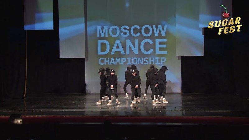 BLZ CREW 🍒 2st PLACE HIP-HOP CREW ADULTS BEGINNERS 🍒 SUGAR FEST. Dance Championship