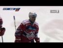 Шайба Томаша Ролинека в игре с Витковице