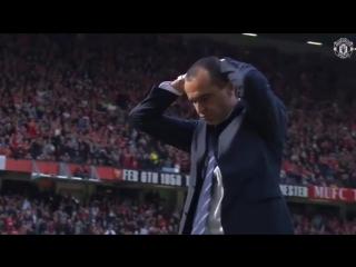 Сумасшедшие сейвы Давида Де Хеа в матче против «Эвертона»