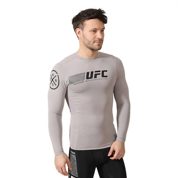 Компрессионная футболка UFC TR L/S