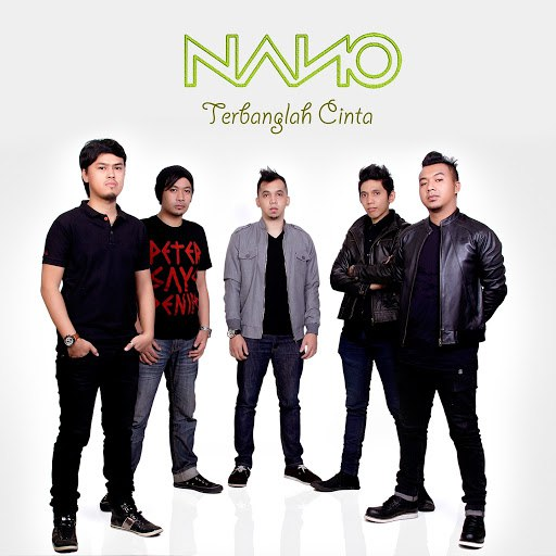 Nano альбом Terbanglah Cinta (New Version)