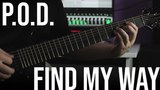 P.O.D. - Find My Way Instrumental Cover 4K