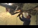 Испытание деталей «Точка Опоры» в задней подвеске «Mitsubishi Pajero»