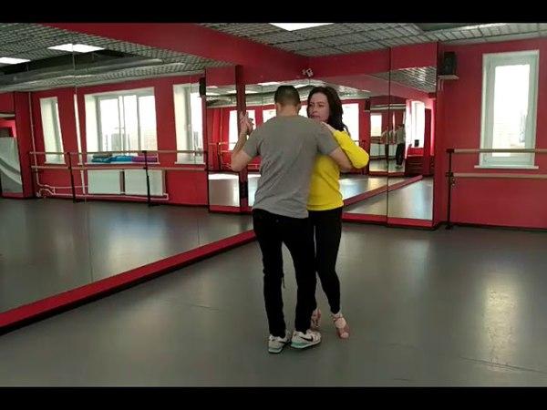Сальса. Роделкис Кальдерон и Мария