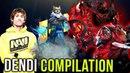 Reason Why We Love Dendi - Dota 2 Gameplay Compilation V2