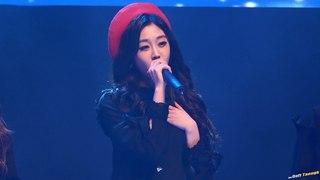 180317 지수 Jisoo 러블리즈 Lovelyz 'Fallin' @영월 평창올림픽 성공개최 콘서트 4K 60P 직캠 by DaftTaengk