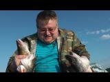 Сергей Леонидович- Рыбалка в притоке реки Кама 25 08 2017