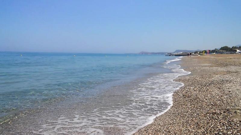 27 04 2018 Критское бескрайнее море