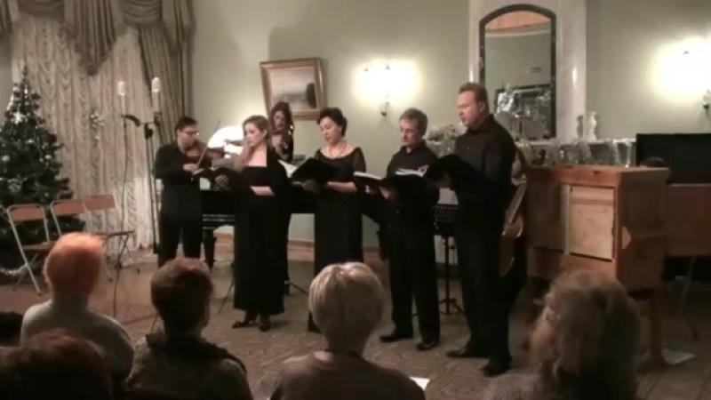 Johann Kaspar Ferdinand Fischer - Confitebor Tibi Domine. Magnificat - Ensemble Bach-consort