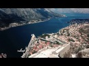 Kotor, Montenegro Snow Day